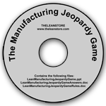 Lean Manufacturing Jeopardy Game