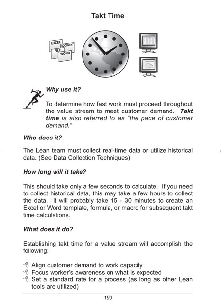 The Lean Desktop and Networking Pocket Guide XL
