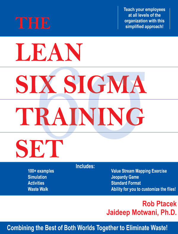 The Lean Six Sigma Training Set