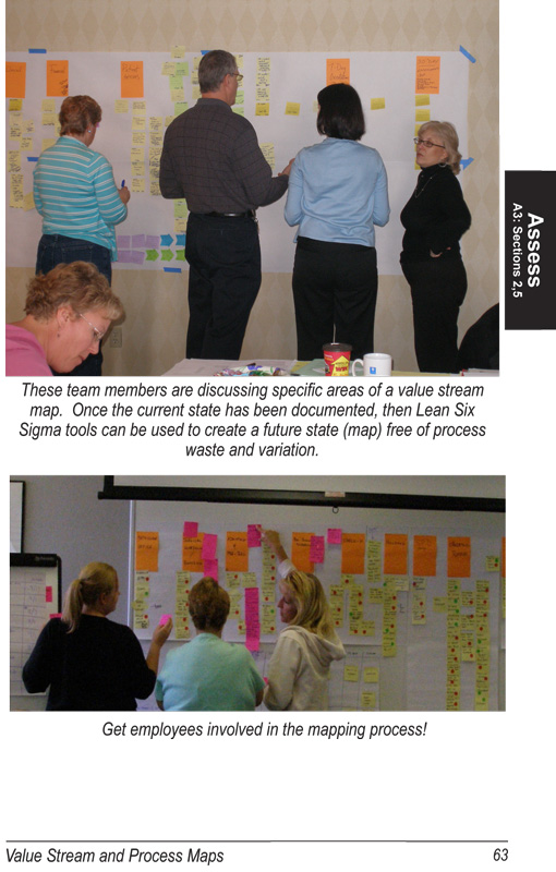 Practical Lean Six Sigma for Healthcare - Using the A3 and Lean Thinking to Improve Operational Performance in Hospitals, Clinics and Physician Group Practices